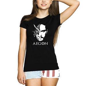 AEGON-TARGARYEN-CAMISETA-GAME-DE-THRONES-JON-NIEVE-DRAGON-STARK-SUETER-NO-DVD-CD
