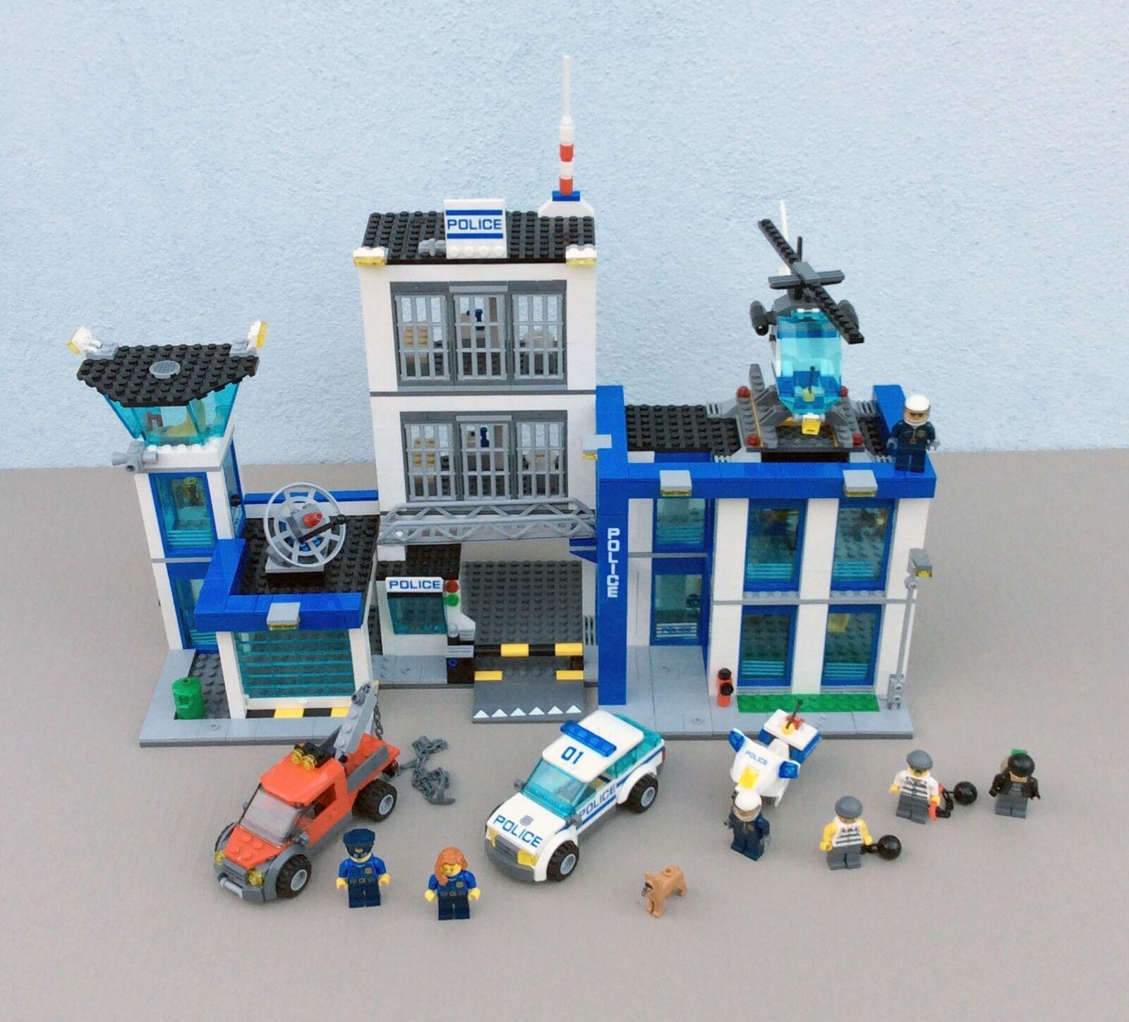 LEGO CITY - POLICE - - - 60047 - Police Station (2014) - JEU - JOUET - BRIQUES 3893a7