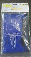 Ati Pro 3 Piece Bmx Pad Set/blue With Cool Logo/looks Great/brand