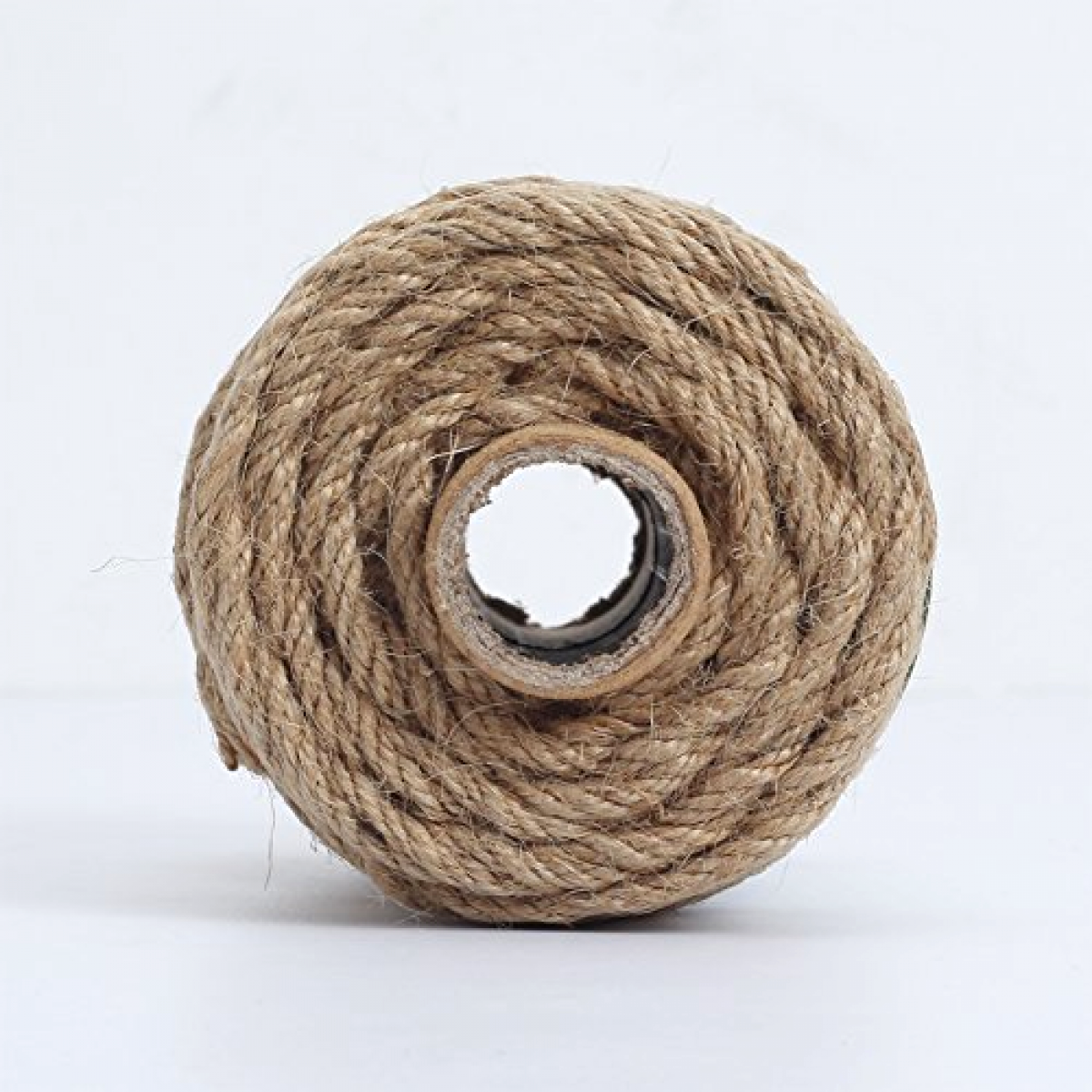 Bundling Gardening Home Decoration Recycling Hanging Christmas Gift Wrapping Bang4buck Natural 4mm Jute Twine 66 Feet Long Jute Rope Packing String for Art and Crafts DIY
