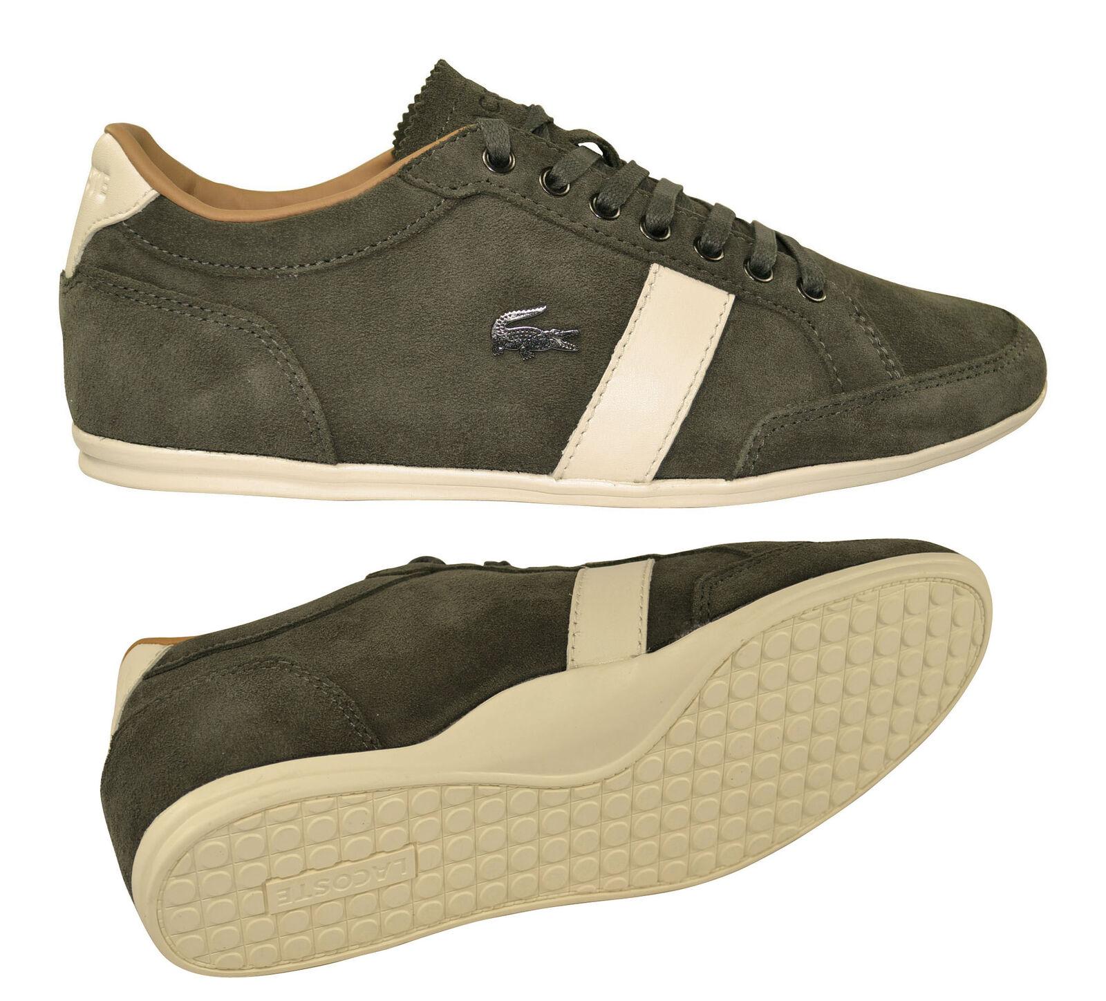 Lacoste Alisos 18 SRM dark grey Schuhe Sneaker Sale