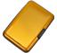 miniatuur 23 - RFID-Aluminium-Brieftasche-Kreditkartenhalter-Kartenetui-Metall-ID-Etui-Amadeus