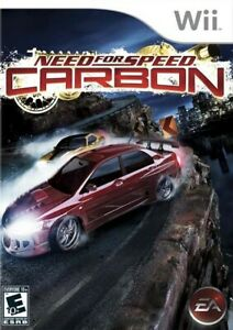 Need-for-Speed-Carbon-Nintendo-Wii-Game