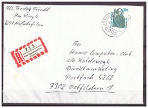 BRD-Einschreiben-MiNr-1381-TSt-Stephanskirchen-Simssee-13-12-1988