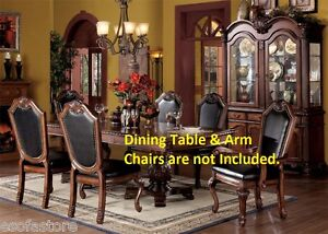 Formal Traditional Dining Chairs