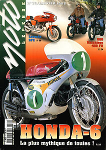 Motolegende-Nr-76-Von-1998-Perfekter-Zustand-Honda-6-Laverda-Sfc