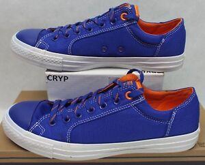 81e4442f457c New Mens 10 Converse Chuck Taylor CT Cyphe Ox Royal Blue Shoes  60 ...