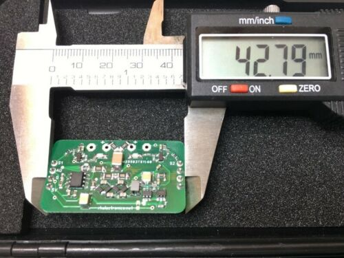 Geiger Counter Power Supply Module 400V for Muon Cosmic Ray Coincidence Detector
