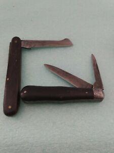 Vintage-German-Pocket-Knives-J-A-SCHMIDT-amp-SOEHNE-SOLINGEN-amp-H-BOKER-amp-CO