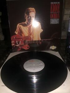 The Best of Eddie Cochran LP Vinyl Record