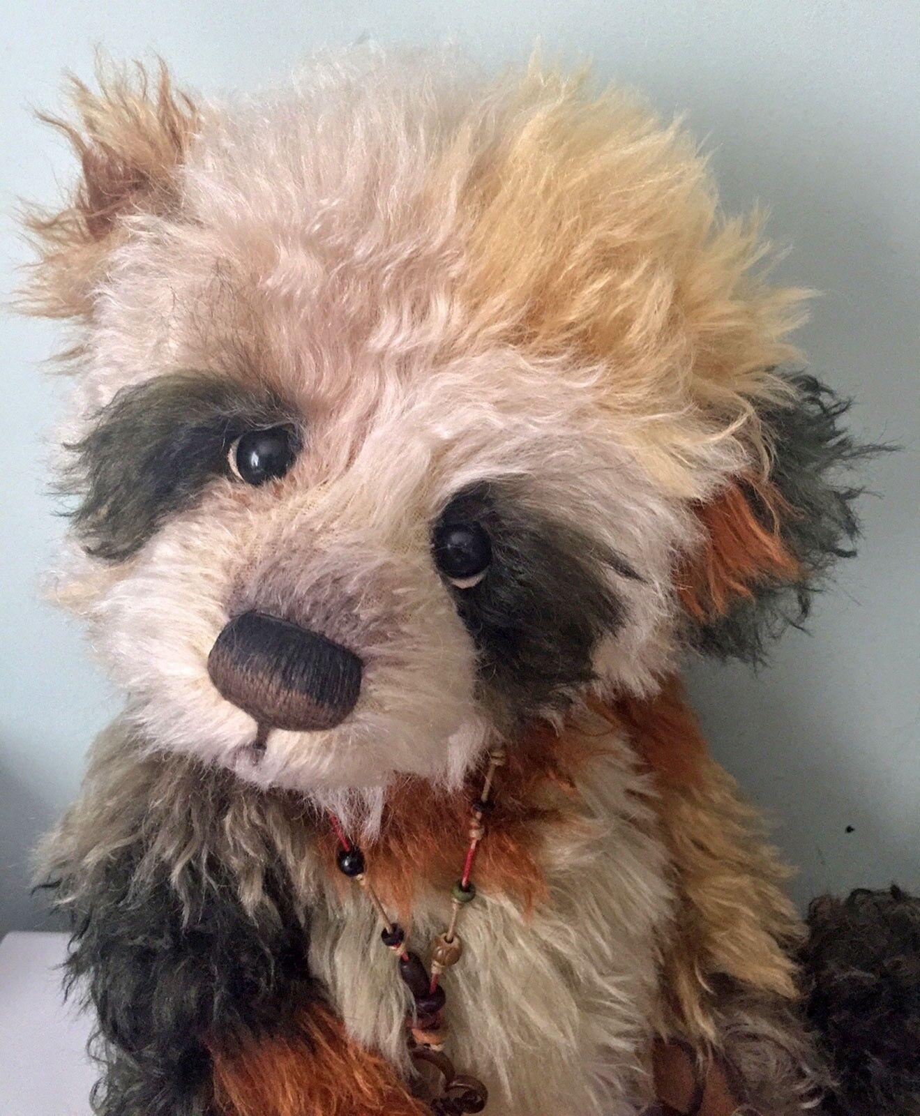 Charlie Bears Isabelle capolavoro 2015 Edizione Limitata Mohair-RITIRATO