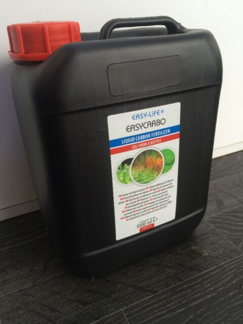 EasyLife Easycarbo 5000 ml -Carbon Source Fertilizer for Aquarium Plants VALUE
