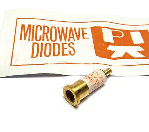 HF-Detektor-Mischer-Diode-1N23BR-1N23-BR-Punktkontakt-10-GHz-Mixer-NOS