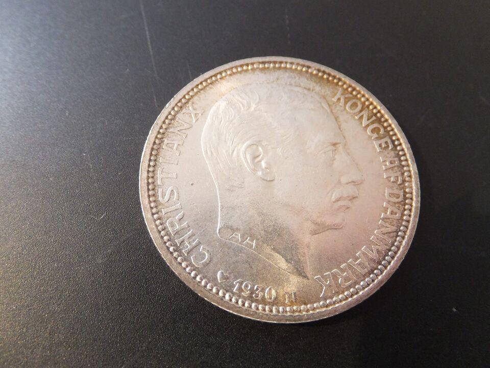 Danmark, mønter, 2 kr