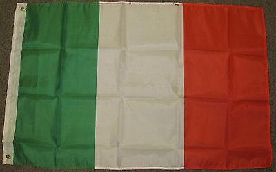 2X3 ITALY FLAG ITALIAN PRIDE ITALIA NEW EU 2'X3' F317