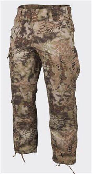 HELIKON TEX Kryptek Highlander pants Hose snake camo Tarnhose Medium Regular  | Economy