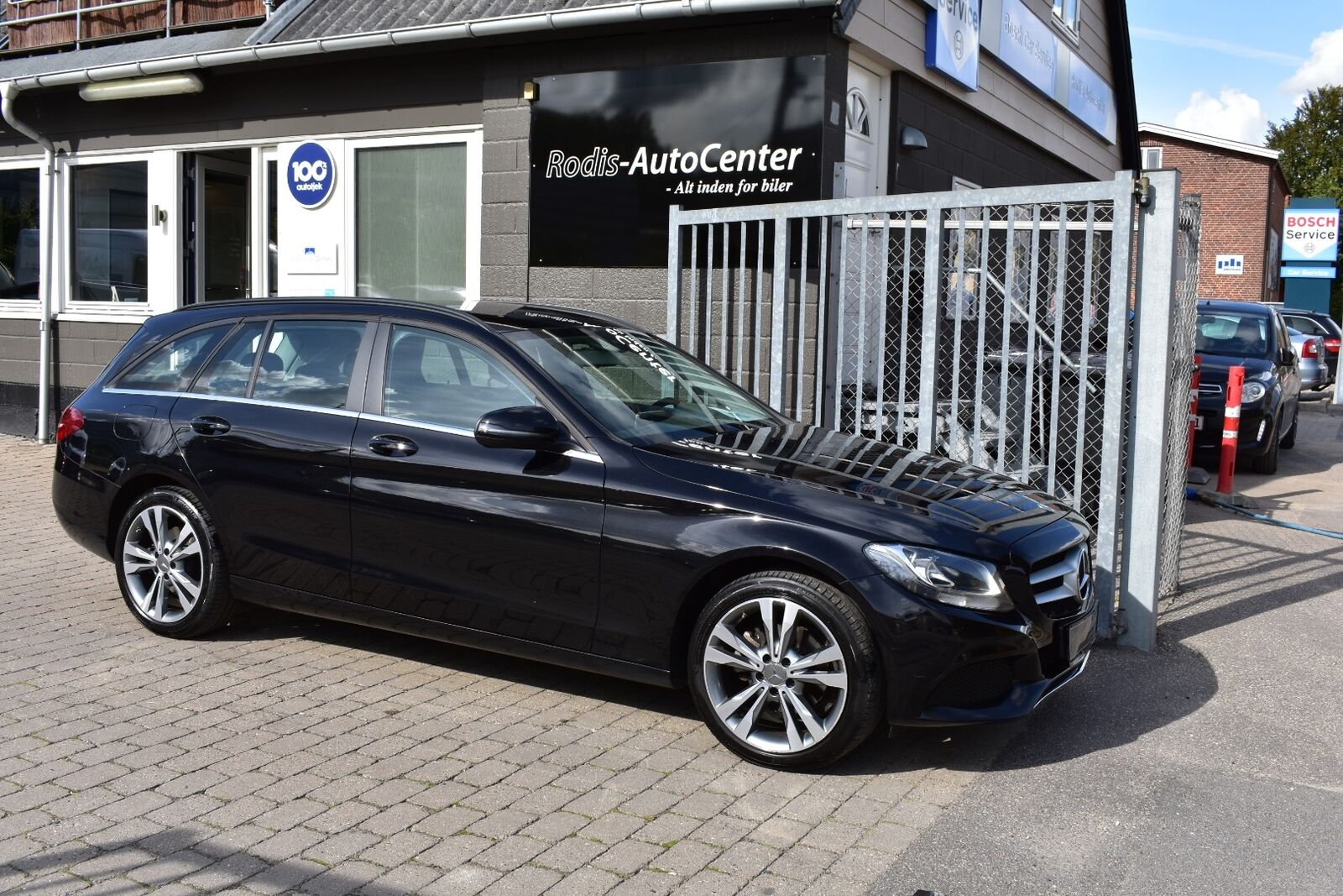 Mercedes C200 d 1,6 Business stc. 5d