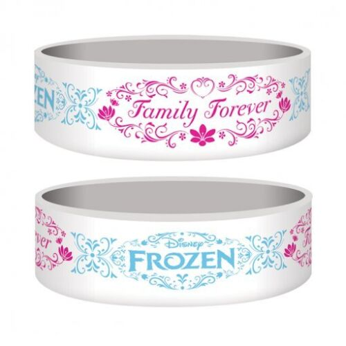 Disney Frozen Silicon Rubber Wristband BY PYRAMID Family Forever