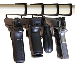 USA-GunClub-Easy-Use-Gun-Hanger-Pack-of-8-Original-Handgun-Hangers-Hold-8-Guns