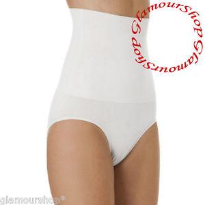 bab2d03a3e2a4 Details about Seamfree Slimming Briefs Firm Control Tummy & Bum High Waist  Knickers Shapewear