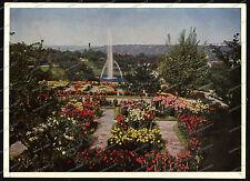 AK-Stuttgart-Killesberg-Park-Höhenpark-Blumenmeer-Hauptgaststätte-