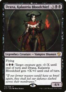 Drana Kalastria Bloodchief Rise of the Eldrazi NM-M Black Rare CARD ABUGames