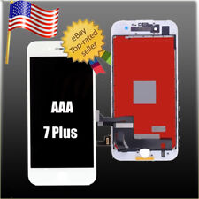 for iPhone 7 Plus White LCD Display Touch Screen Digitizer Assembly 3d Touch