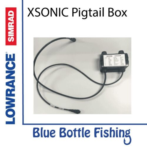 XSONIC PIGTAIL TRANSDUCER WIRING JUNCTION BOX ADAPTER