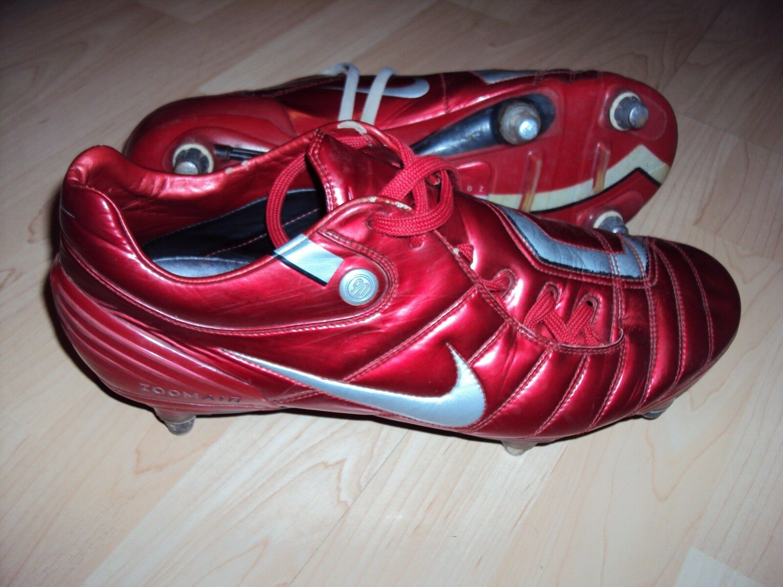 Nike Air Zoom Total 90 supremacía Rojo SG US1110 EUR 45 CM29