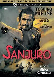 Sanjuro - (1962) *DVD*   A&R Productions *NUOVO*