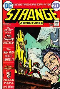 STRANGE-ADVENTURES-238-NM-M-1972-KALUTA-COVER-ART