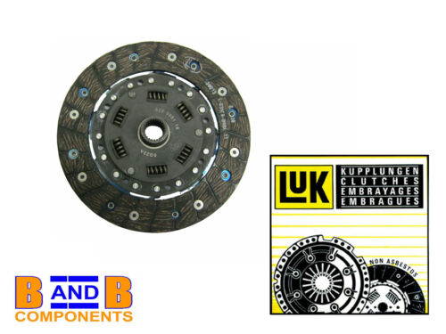 VW T2 CAMPER T1 BEETLE CLUTCH CENTRE PLATE 200mm 311141031D A411