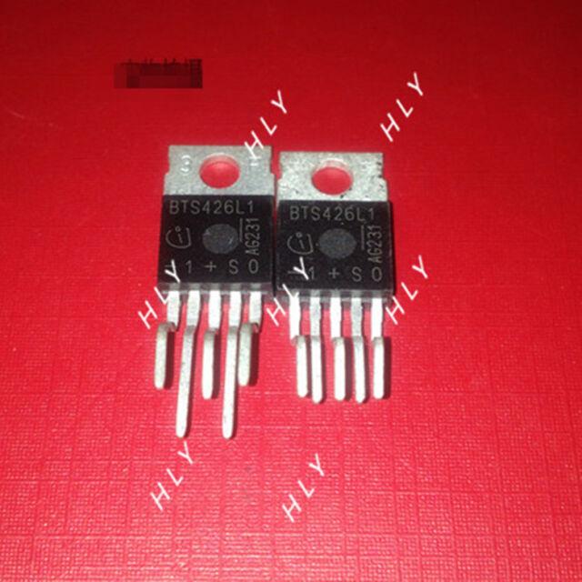 5pcs BTS432 BTS432E2 Smart Highside Power Switch TO-220