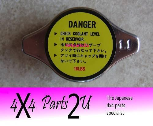 Mitsubishi L200 K74 Radiator Cap 96-06