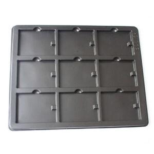 1Pcs-PVC-Packaging-Anti-Static-Tray-Environmental-Friendly-Container-Box