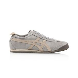 on sale a8379 d365e Details about Onitsuka Tiger Mexico 66 Casual Shoes - Men's Women's Unisex  - Mid Grey/Feather