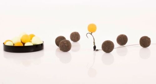 Nash Key Cray Pop Ups Yellow Hakenköder Popups Pop Ups Popup Hookbaits