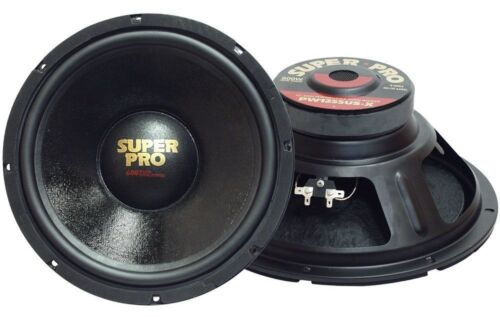 NEW Pyramid PW848USX 8/'/' 350 Watt High Performance 8 Ohm Subwoofer Sold as 1