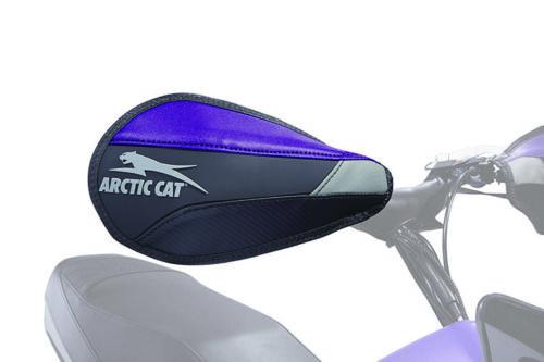 Arctic Cat Kit,Flex-Tec Guard W//Mounts Purple Pair P//N 7639-912
