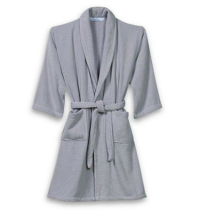 Haven Rustico Large X-Large Robe in Storm Grey