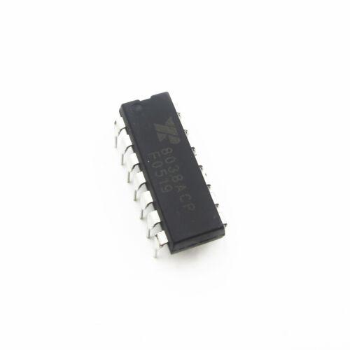 10pcs XR8038ACP XR8038 Precision Waveform Generator Good Quality