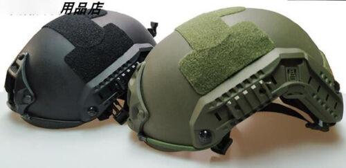 L BK DE Tactical Helmet Army UHMW-PE Ballistic IIIA Bullet Proof Helmet M