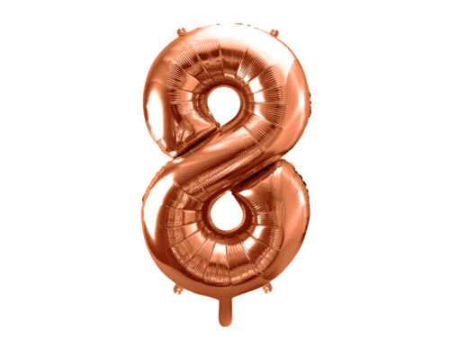 "86cm Large Foil Number Balloon Giant Glitz Birthday Party Wedding Balloons 34/"""