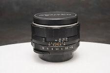 - Pentax Super - Takumar 50mm f/1.4 Lens M42, Universal Thread Mount