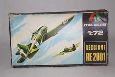 ITALAEREI REGGIANE RE 2001, 1:72 SCALE, BOXED