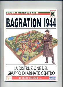 BAGRATION-1944-UNIFORMI-A-COLORI-E-STORIA-LIBRO-DI-96-PAG-COME-NUOVO