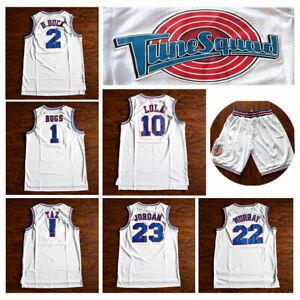 Space-Jam-Tune-Squad-Bugs-1-Lola-10-Jordan-23-TAZ-Basketball-Jersey-20-Kinds