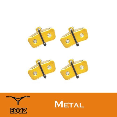 R For Avid XO E7 Trail RS 4 PRS Metallic Disc Brake Pad For SRAM Guide RSC