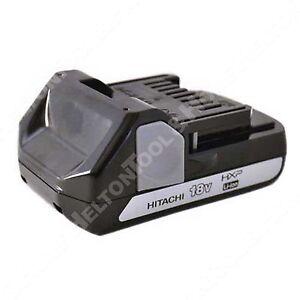 Hitachi-BSL1815X-18V-30139-Li-ion-Slide-Style-Battery-New-for-UB18DSL-WH18DSAL