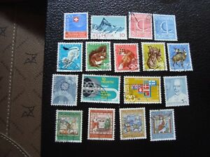 Switzerland-Stamp-Yvert-and-Tellier-N-774-A-790-Obl-A2-Stamp-Switzerland-R